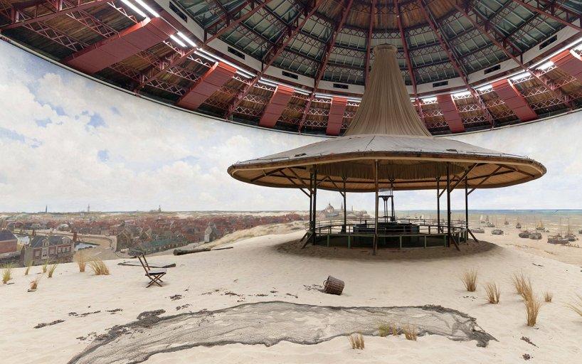 Panorama Mesdag - Europe's biggest 'circular' painting - Holland.com