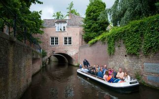 Binnendieze Boat Tour