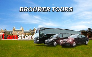 Location d'autocars et de mini-bus Amsterdam : Brouwer Tours.