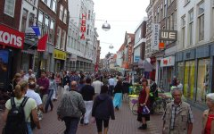 Shopping in Leiden