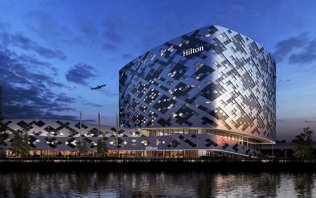 New Hilton Amsterdam Airport Schiphol now open