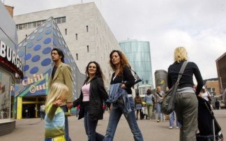 Fashion shoppen in Rotterdam