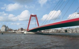 Le pont Willemsbrug