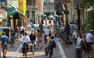 Holland er den ultimative cykelnation