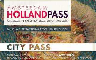 HOLLAND PASS - CITY PASS, so much to discover