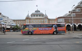 Hop on Hop off Intercity Sightseeing Bus da Amsterdam a L'Aia