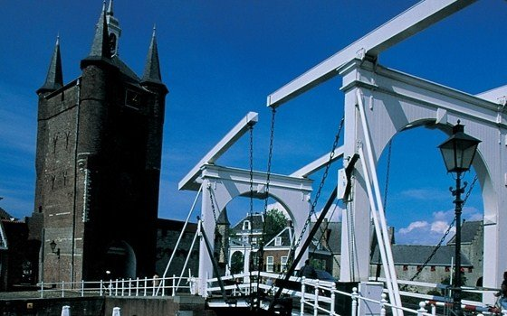 Bridge at Zierikzee