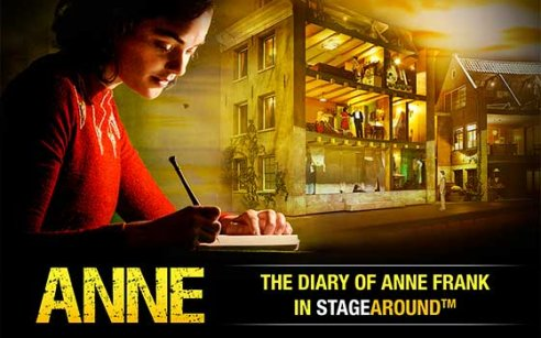 Anne Frank, her Diary on Stage