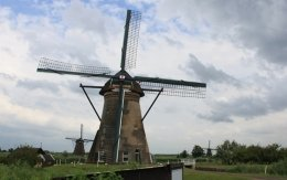 The Mills of Kinderdijk