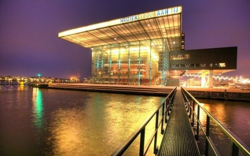 Oper, Tanz und Theater in Holland