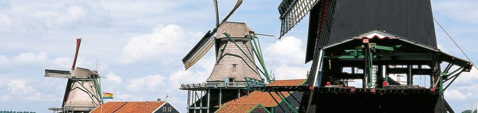 Dutch Windmills