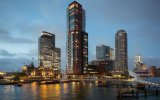 De Rotterdam, vertical city by OMA/Rem Koolhaas completed