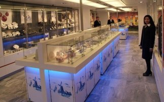 Coster Diamonds Amsterdam