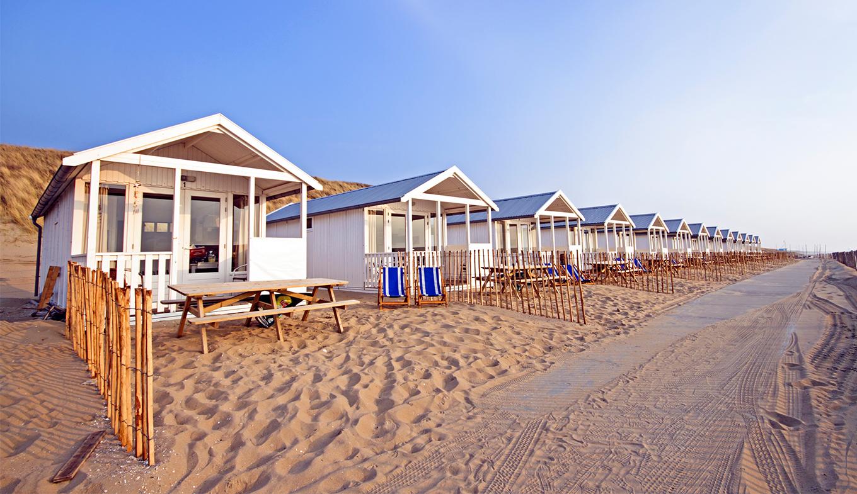 Urlaub zwischen Dünen und Strand: Ferienhäuser am Meer ...