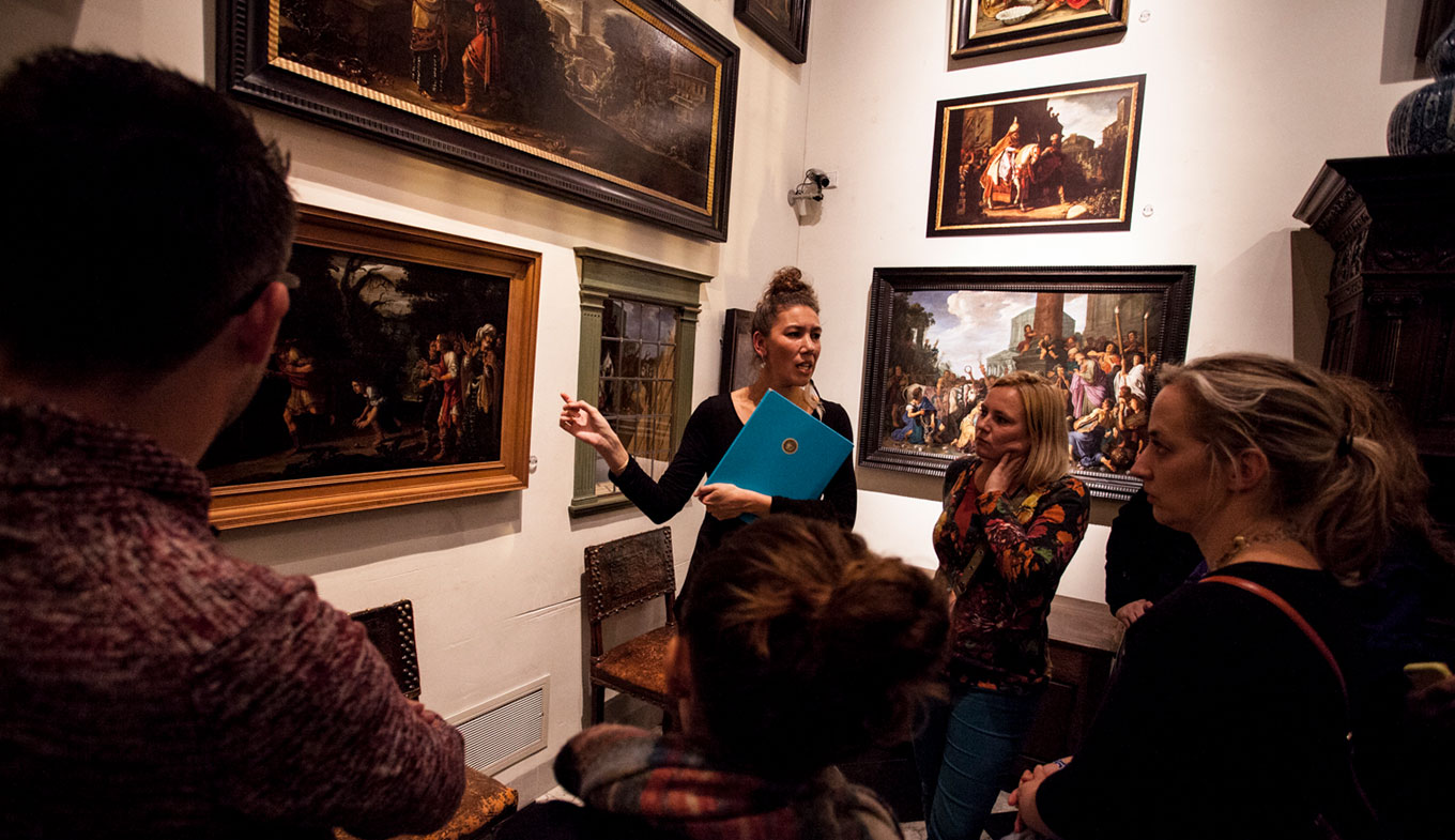 © Rembrandt House Museum