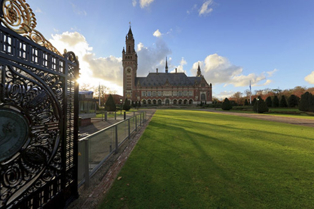 Peace Palace The Hague