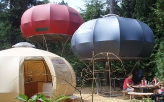 Campsites in Holland