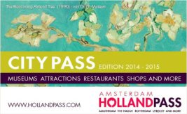 Holland Pass – экономия до 50%
