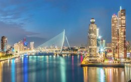 Lonely Planet declares Rotterdam one of the top cities in the world for 2016