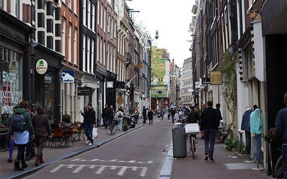 De 9 straatjes shoppingroute amsterdam for Interieur 9 straatjes
