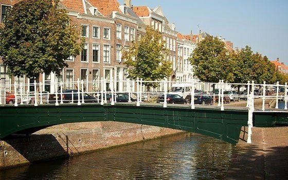 Bridge at Middelburg