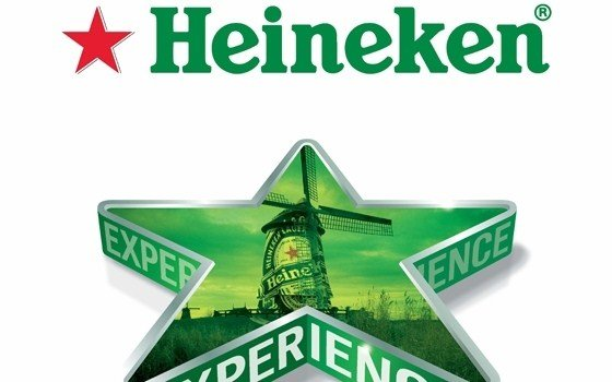 Logo of the Heineken experience