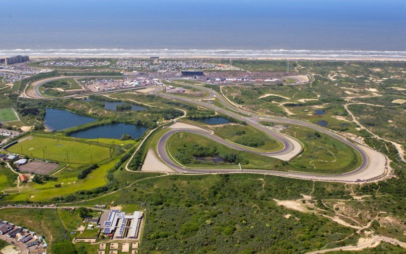 Circuit Zandvoort Racing Like A Driver In The F1 Grand Prix Holland Com