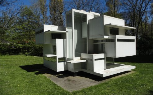 Visit the birthplace of De Stijl