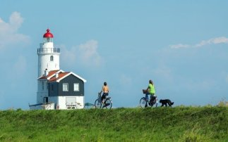 IJsselmeer Tour by bicycle