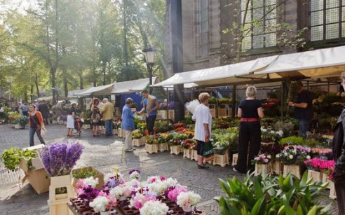Markets in Utrecht