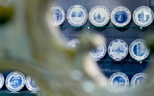 History of Delft Blue