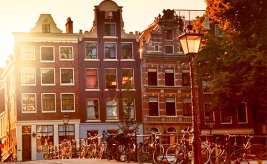 10x autumn in Holland