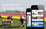 Now available: Visit Holland App for Android