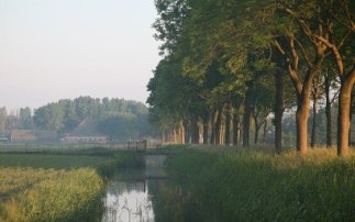 The big polder tour (39 km)