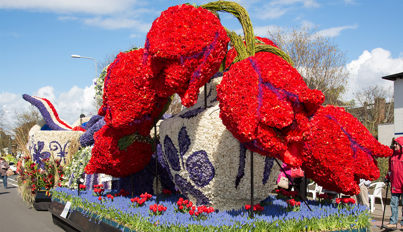 Rose Festival Parade 2020.Visit The Colourful Flower Parade And Watch The Decorated