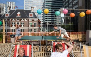 The Rotterdam Rooftop Days