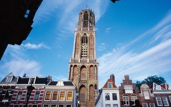 Domtoren Van Utrecht Domtoren in Utrecht