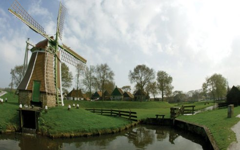 Soorten windmolens in Holland