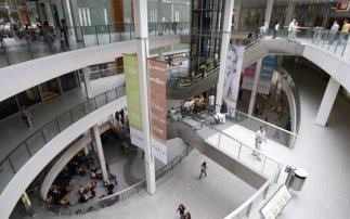 Shopping a De Admirant e Piazza Center