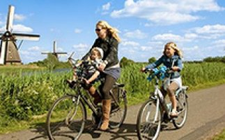 Best of Holland route