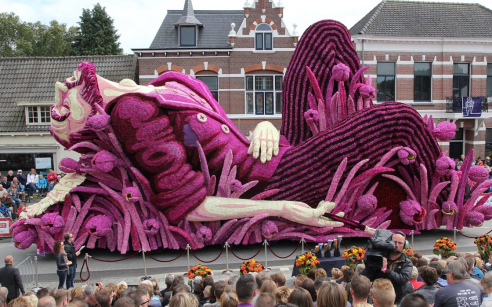 Holland's top six most beautiful flower parades