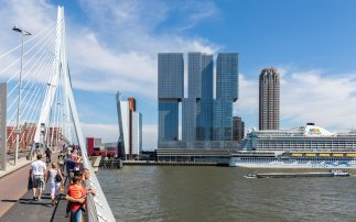 Rotterdam. A city to discover.