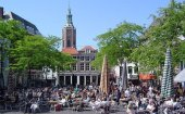 Cafés and terraces in The Hague