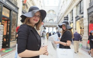 The Hague shopping itinerary