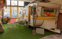 Indoor City Camping Alkmaar
