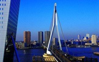 Rotterdam Zentrum Parken