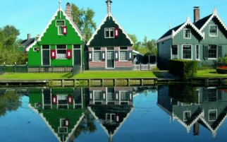 Excursion au Zaanse Schans
