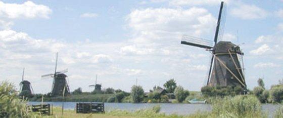 Nederlandse werelderfgoed monumenten