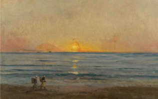 Daubigny, Monet, Van Gogh exhibition