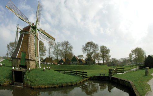 Types of windmills in Holland